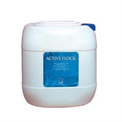 GEMAŞ ACTIVE FLOCK Sıvı Parlatıcı 10 kg