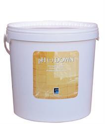 GEMAŞ pH (-) Down , Toz pH düşürücü 25 kg