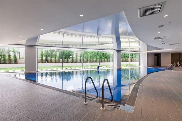 Kapalı Yüzme Havuzlarının tasarım, projelendirme ve uygulamaları